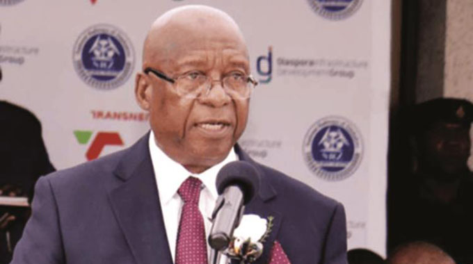 BREAKING: Midlands Provincial Minister, Larry Mavima contracts Covid-19