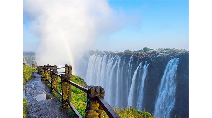 Victoria Falls Town to be redesigned