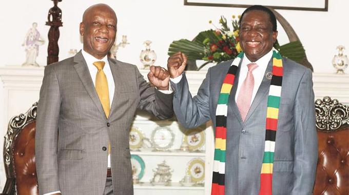Zim, SA to deepen trade ties