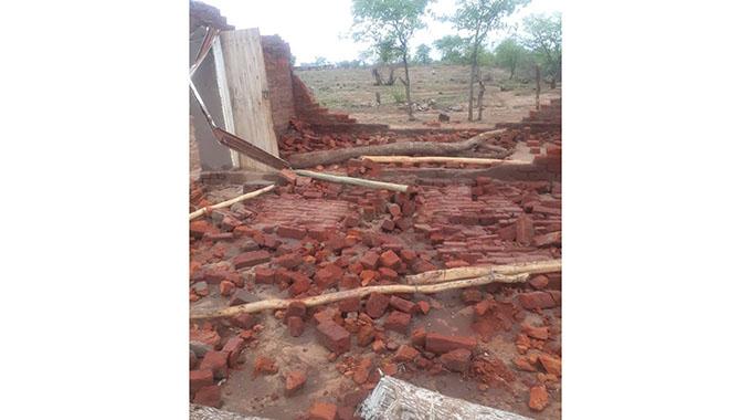 JUST IN: Rains leave trail of destruction in Mwenezi