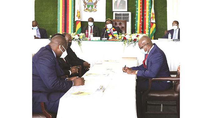 Govt ties down permanent secretaries to performance