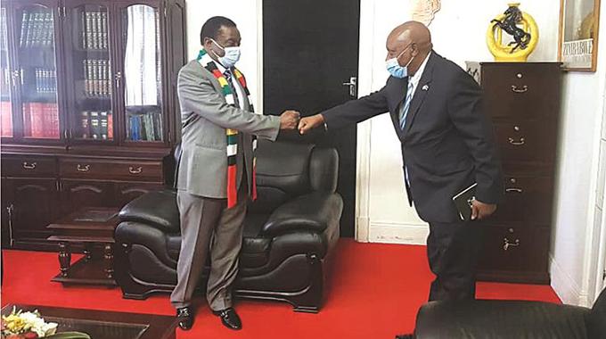 Zim, Botswana strengthen agric, mining ties