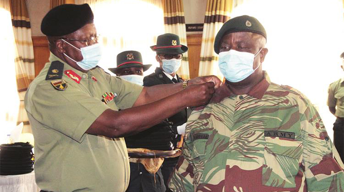 24 senior officers promoted