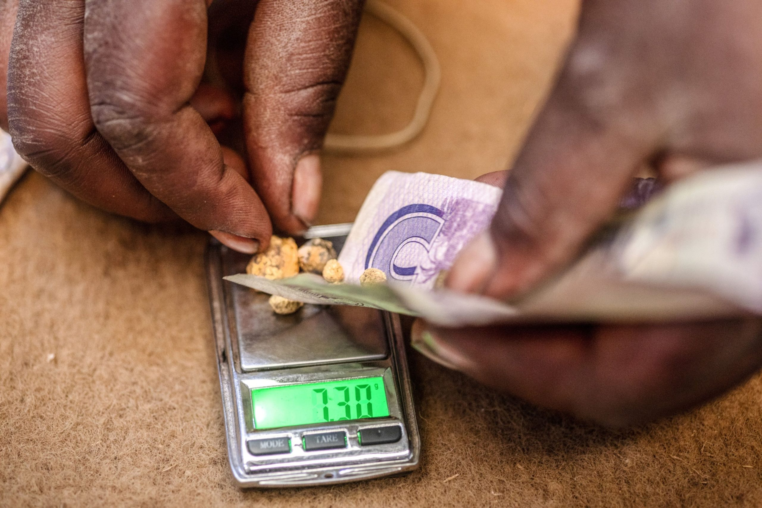 Zimbabwe is hemorrhaging gold. Can a key reform curb smuggling?