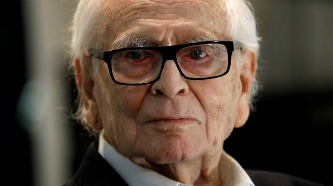 Pierre Cardin to be remembered for his designs