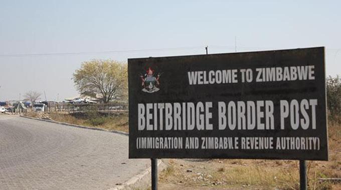 US$300m funding jump starts Beitbridge border upgrading a