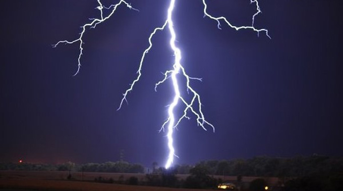 JUST IN; Mutoko High A'level student struck by lightning