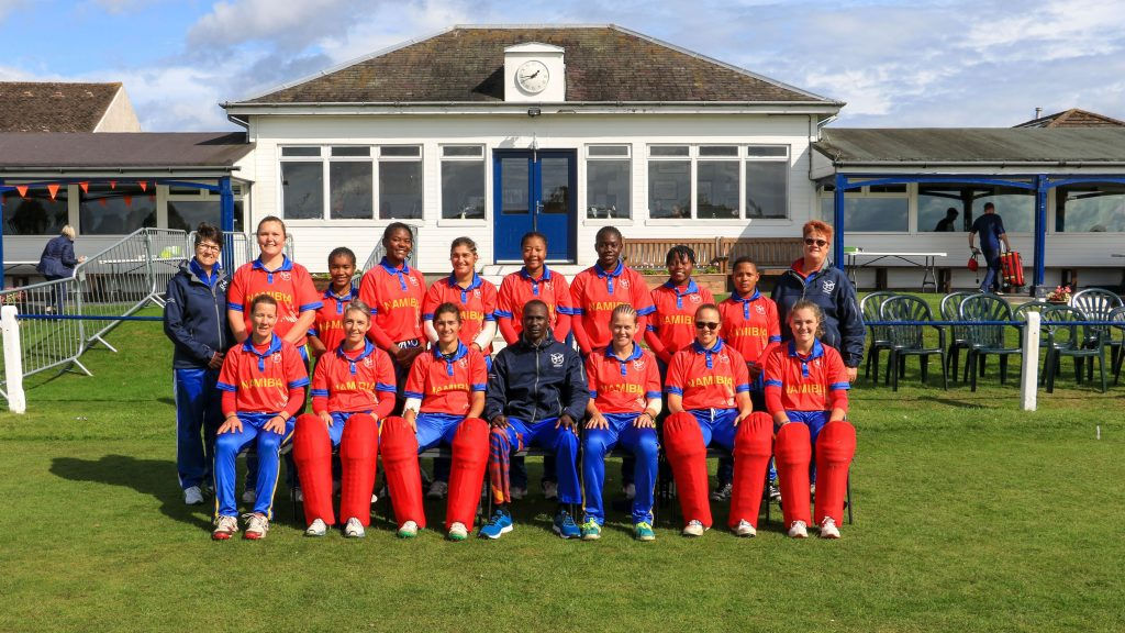 Namibia Women's Team (Photo: ICC)