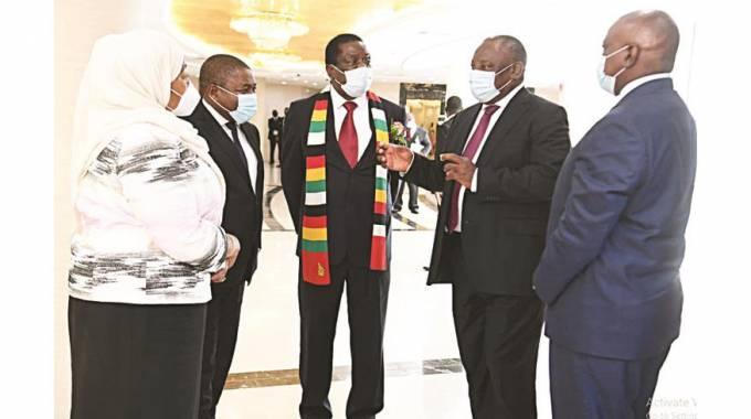 Sadc tackles Moza insurgency