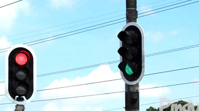 Traffic, street lighting nightmare in Harare