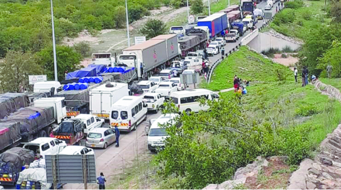 Corruption, laxity rife at Beitbridge border