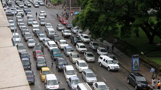 JUST IN: Heavy flow of traffic ahead of festive holidays