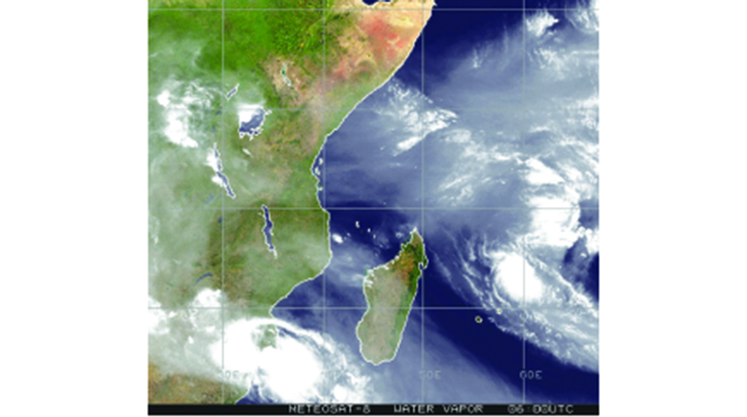Met Dept monitors potential cyclone