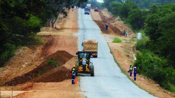 Mutare bypass road on hold