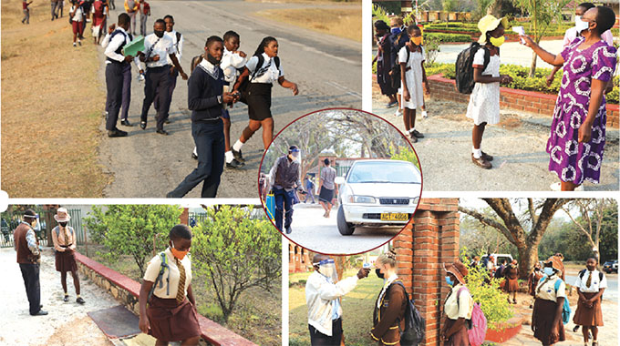 Pupils in Zimsec nightmare