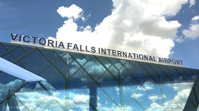 Victoria Falls gets city status