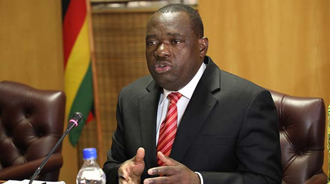 BREAKING: Foreign Affairs Minister SB Moyo dies