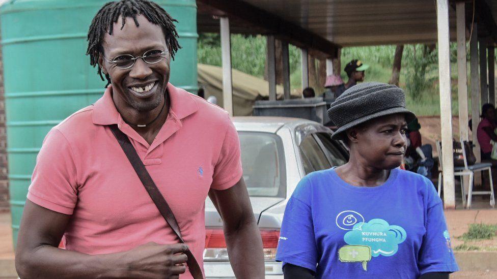 Dr Dixon Chibanda