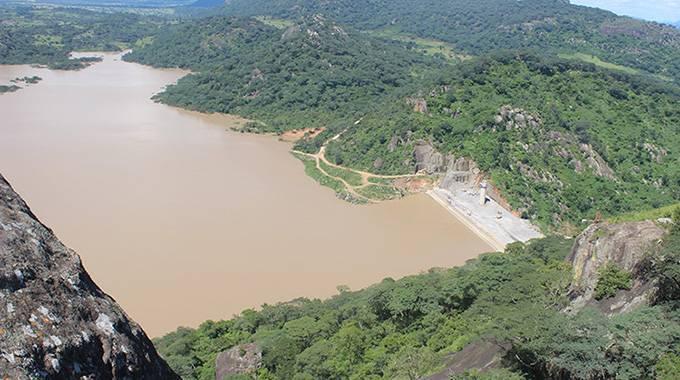 JUST IN: CPU on high alert as Tugwi-Mukosi Dam fills