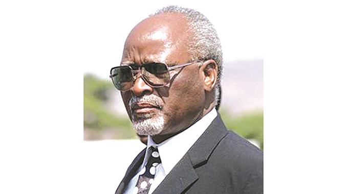 Nation remembers VP John Nkomo