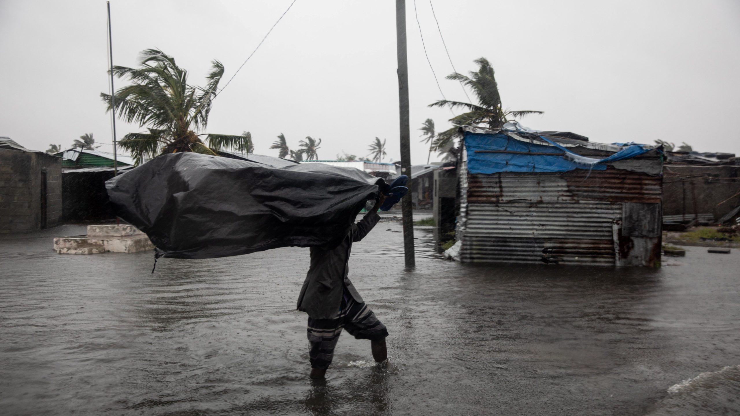 Mozambique, Zimbabwe, Malawi world's worst hit by climate change