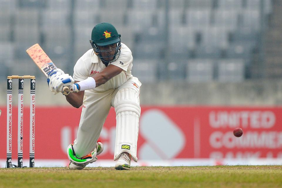 Zimbabwe-Afghanistan's Test And T20 Series Set To Be Postponed
