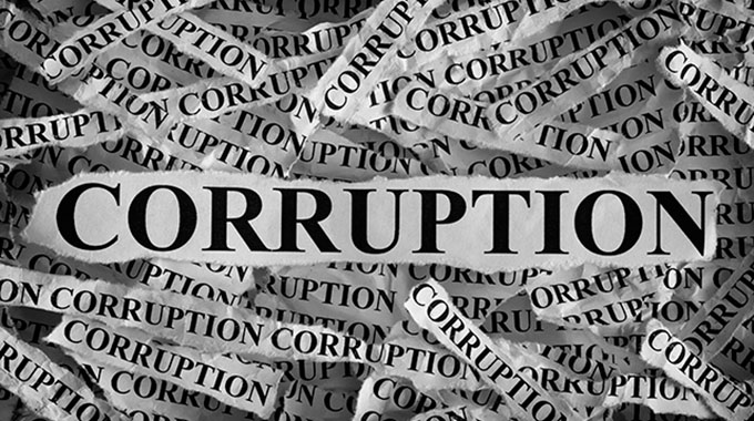 Corruption suspects barred from councils