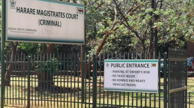 JUST IN: Rushwaya accomplices freed on bail