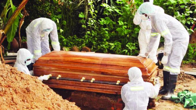 Former Education Minister Chigwedere buried