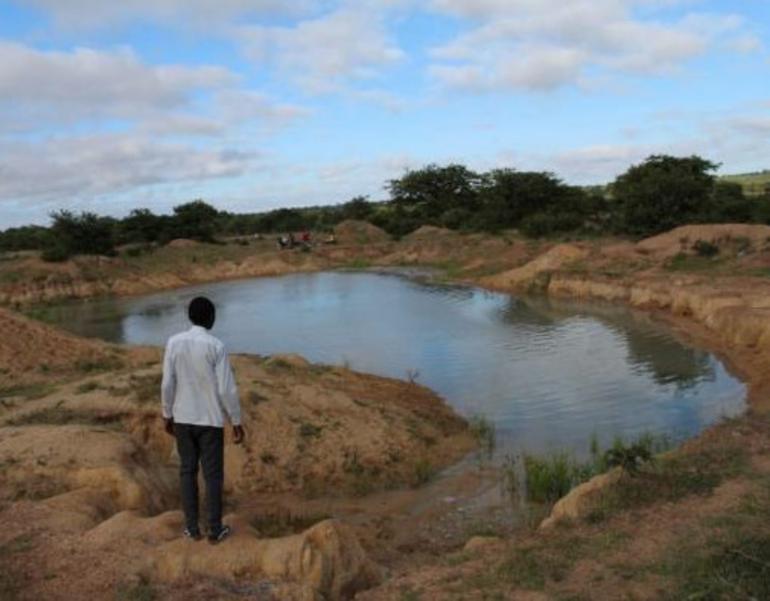 Library Program Explores Climate Change in Zimbabwe