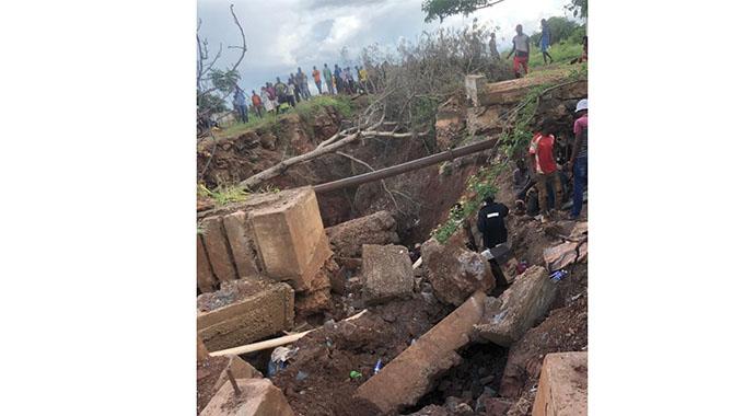 JUST IN: CPU rescues 1 . . . 3 bodies retrieved in Chegutu mine disaster