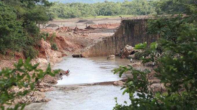 Harrowing story of Iron Duke dam collapse