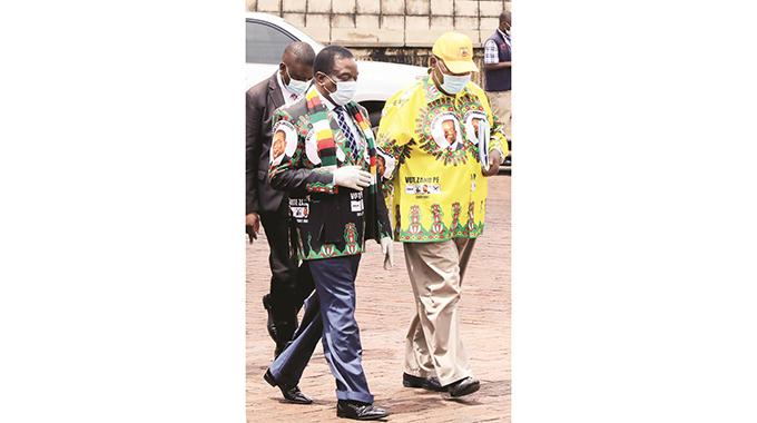 Zim on growth path: President