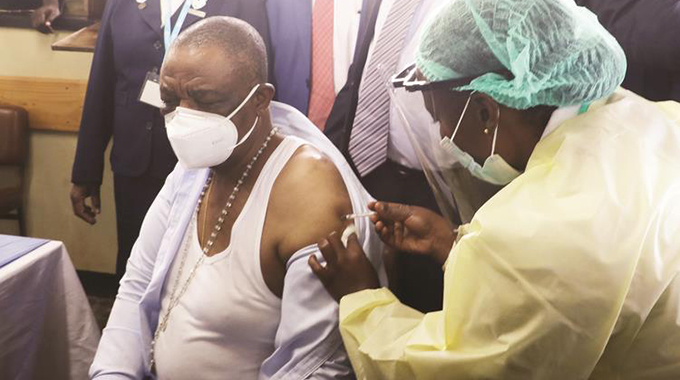 Zimbabwe starts vaccinations: Why it is important to get the jab