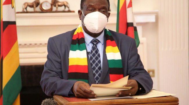 Mnangagwa further extends lockdown
