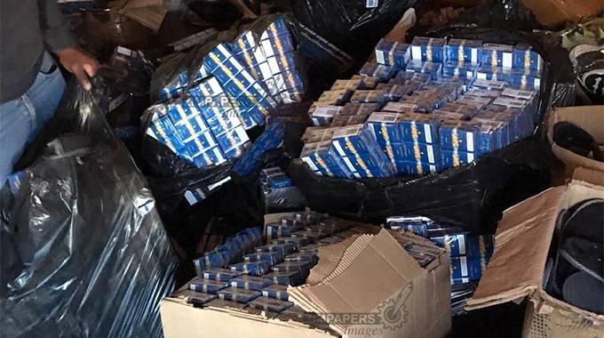 Cigarettes smuggling: Hawks arrest kingpin