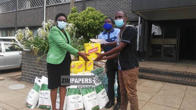 JUST IN: Angel of Hope donates to orphanages