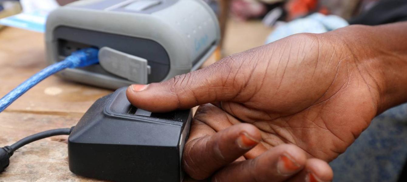 An image of Digital Fingerprinting.