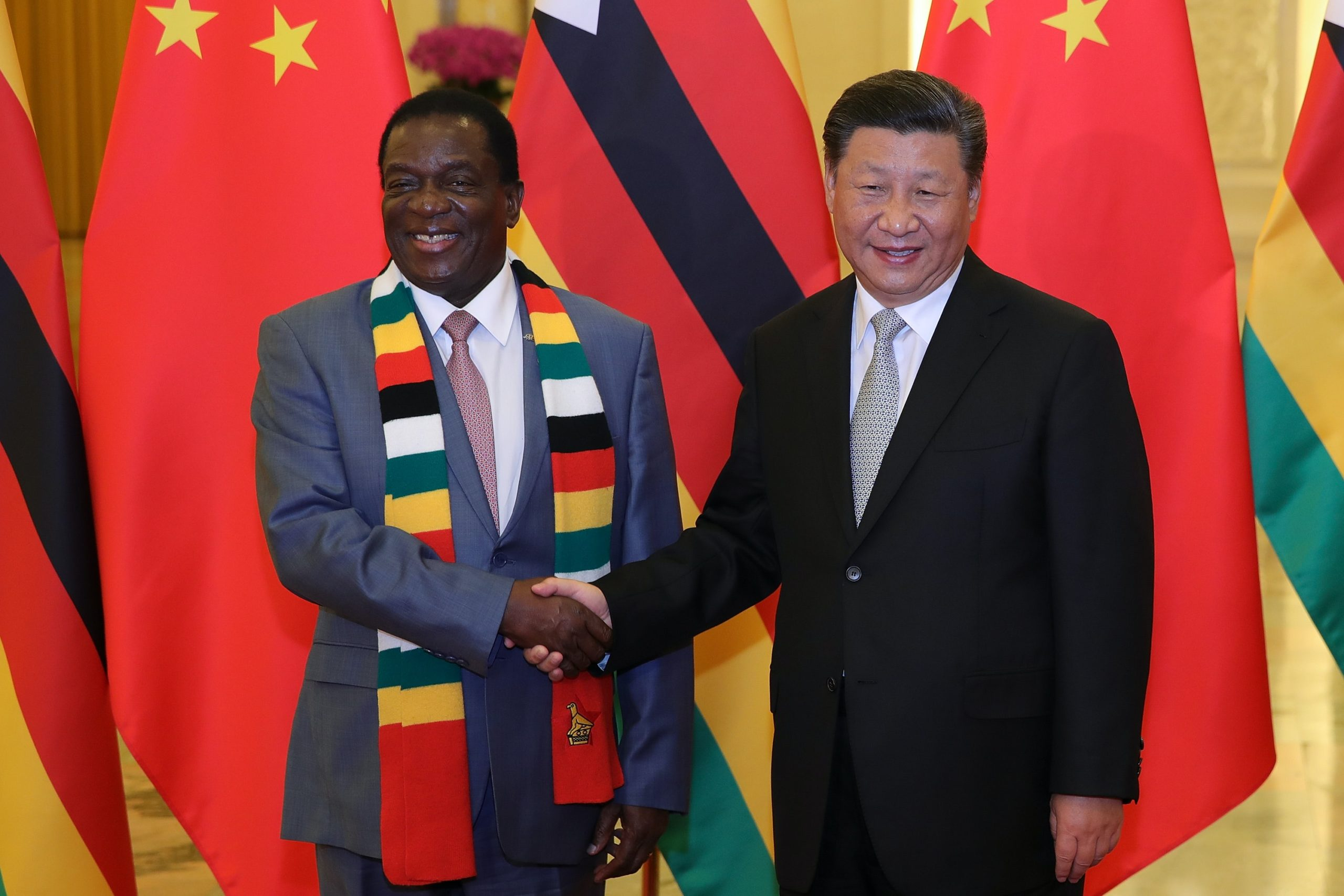 President Mnangagwa claimed Zimbabwe was open for business. What's gone wrong