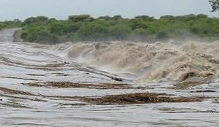 Karoi residents lose property after floods