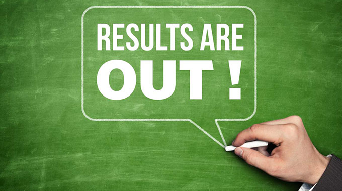 JUST IN: Grade 7 results out