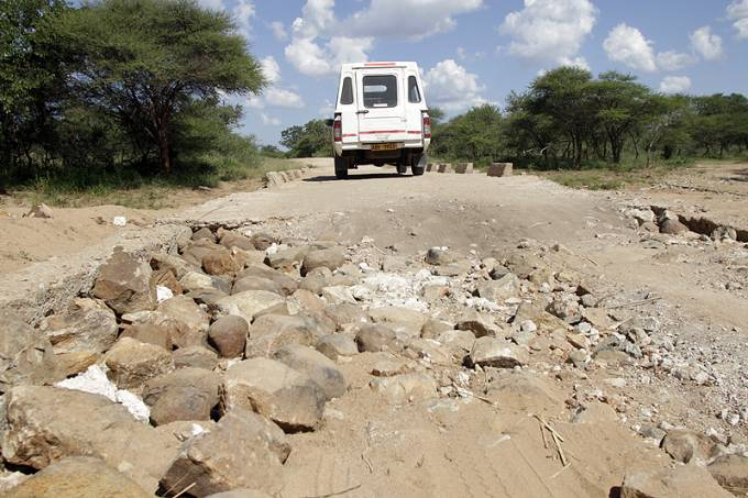 Assessment of Mat South roads begins