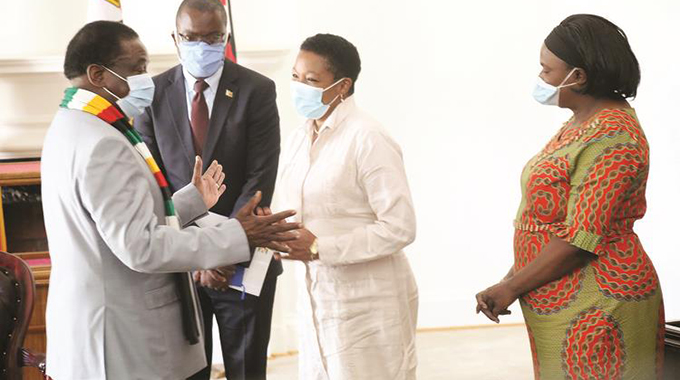 'Zim ready to play its global role'