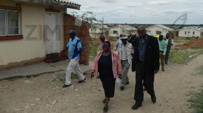 Govt probes all councils over land