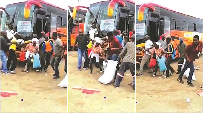 Police probe harassment of passengers by touts