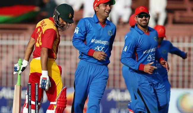 Afghanistan vs Zimbabwe Live Streaming