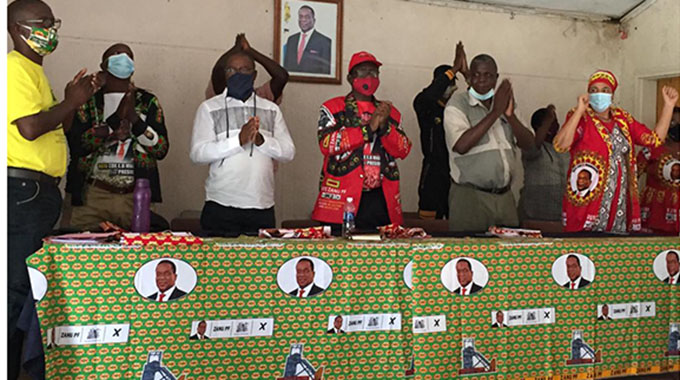JUST IN: Makonde DCC lays roadmap for 5m votes