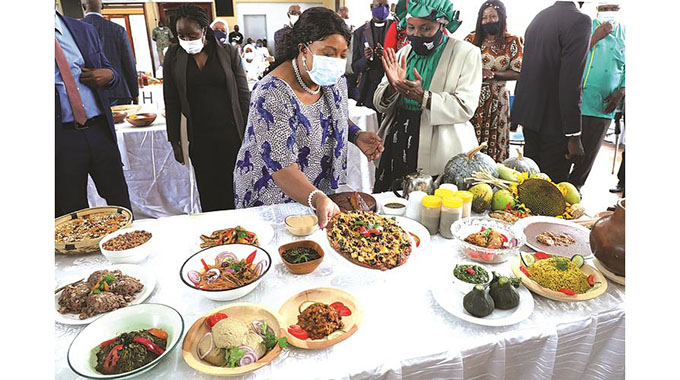 Nutritionist applauds traditional cookout