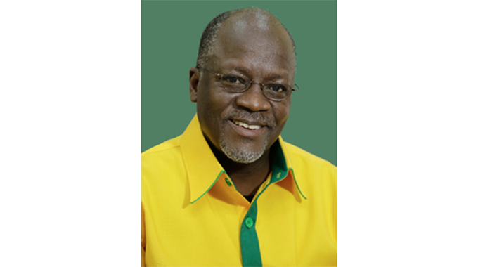 JUST IN: President mourns Magufuli