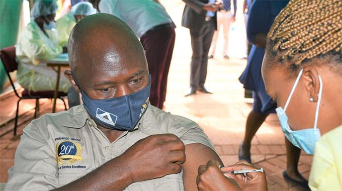 Nyaradzo Group CEO urges Zimbabweans to take up Covid vaccination